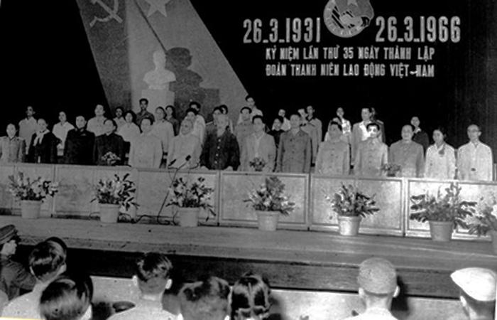 ngày 26/3 thành lập đoàn tncs Hồ chí minh