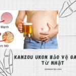 [Giải mã] Kanzou Ukon bảo vệ Gan đến từ Nhật